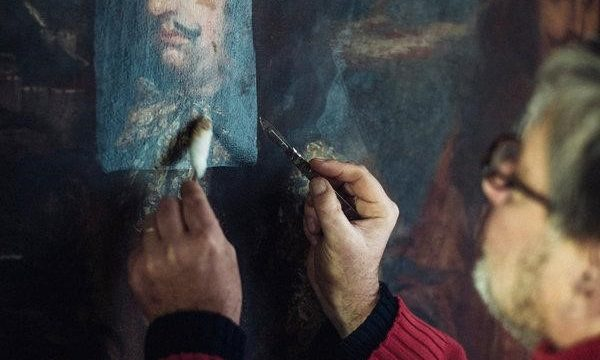 Benoit Janson Art Restorer in Paris